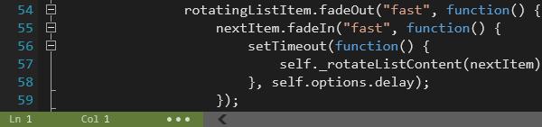 CodeWriterAppBarHint