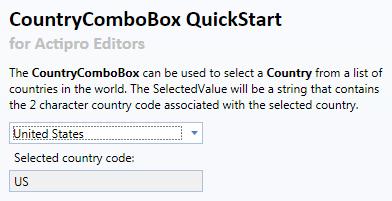 CountryComboBox