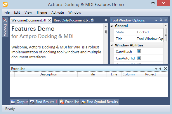 DockingAutoHide
