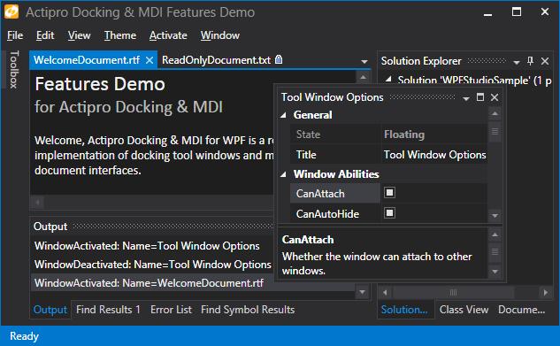 DockingMetroDarkThemeUpdates
