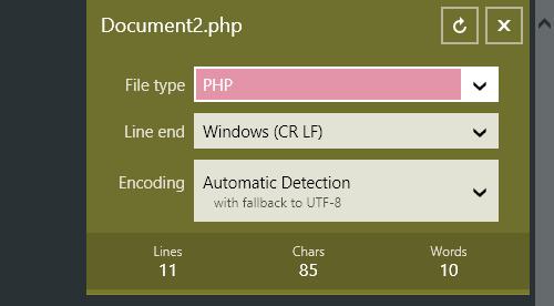 DocumentProperties