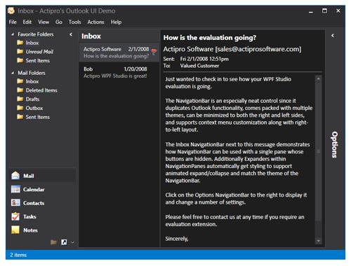 WPF Controls Getting New Metro Dark Theme - The Actipro Blog