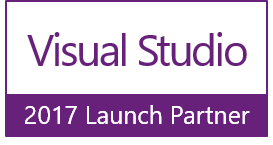 VS2017 Launch Partner Logo