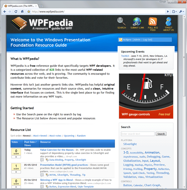WPFpedia